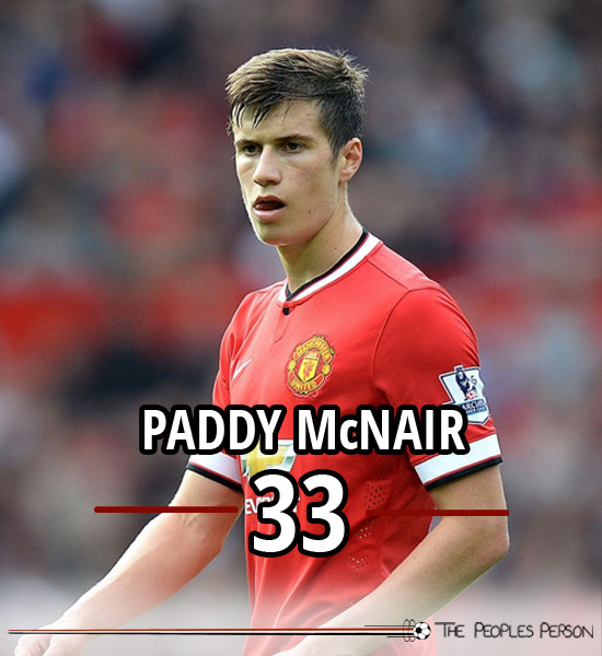 paddy-mcnair-profile-manchester-united