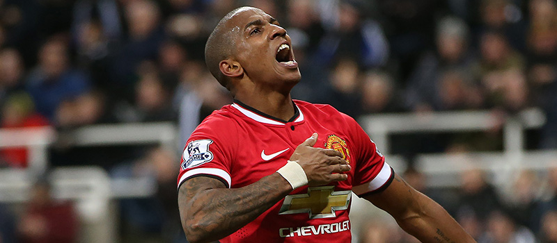 Ashley Young 7