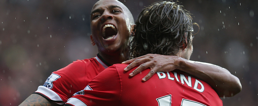 Daley Blind Ashley Young