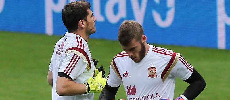 Iker Casillas David de Gea