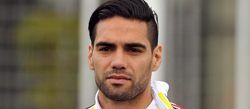 Radamel Falcao 25